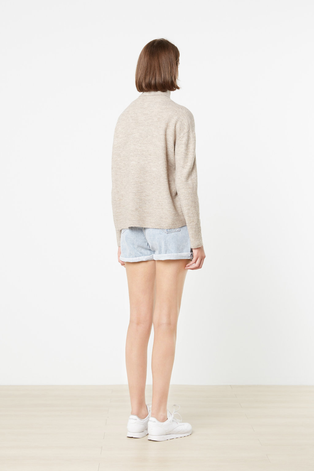Sweater 2406 Taupe 4