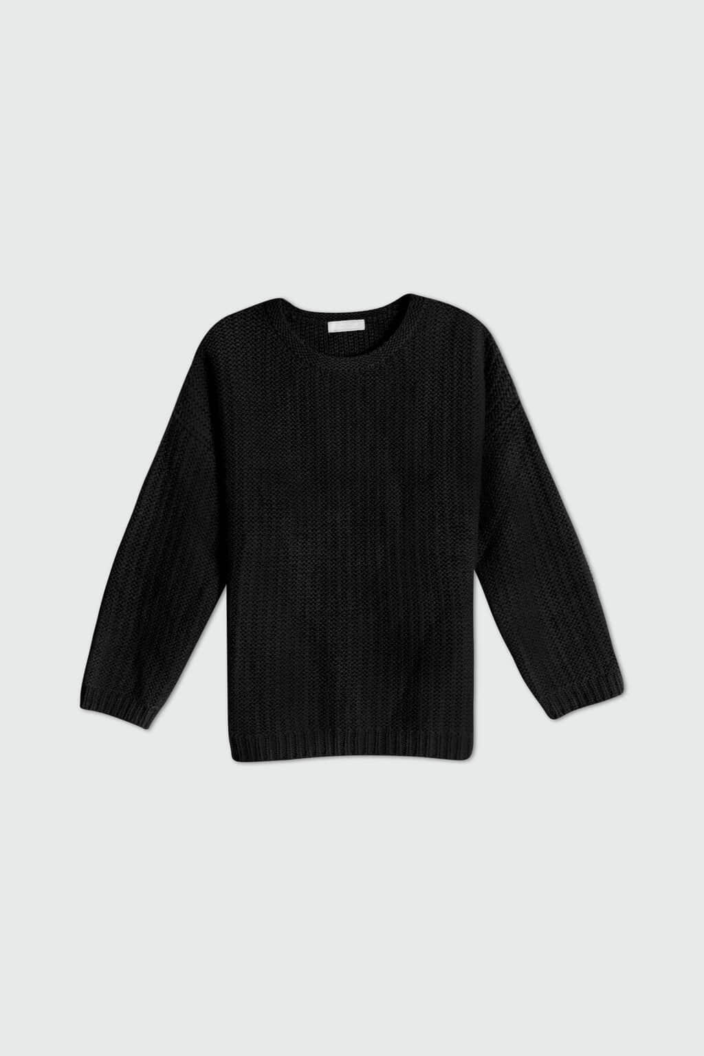 Sweater 2596 Black 12