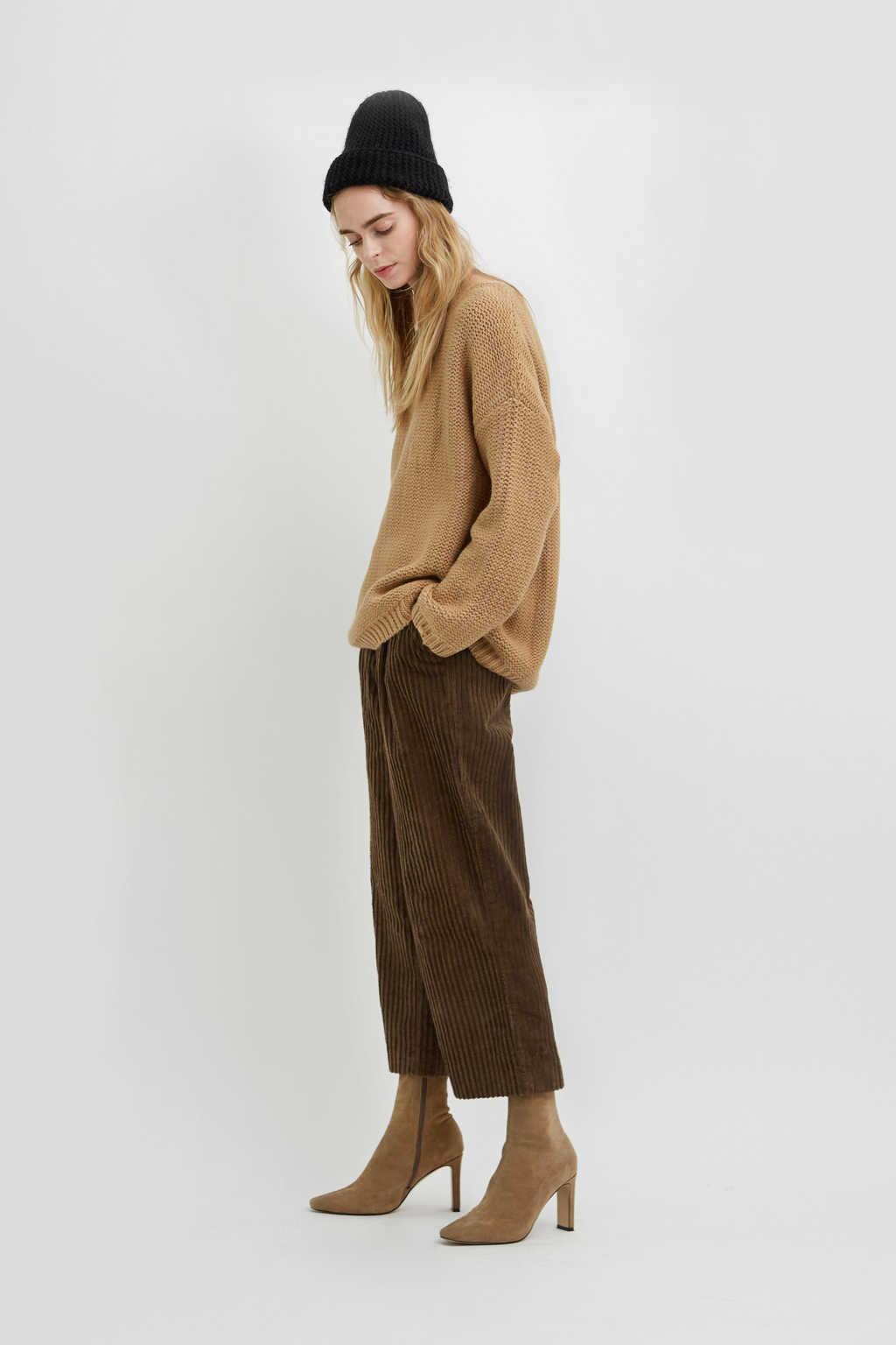Sweater 2596 Camel 1