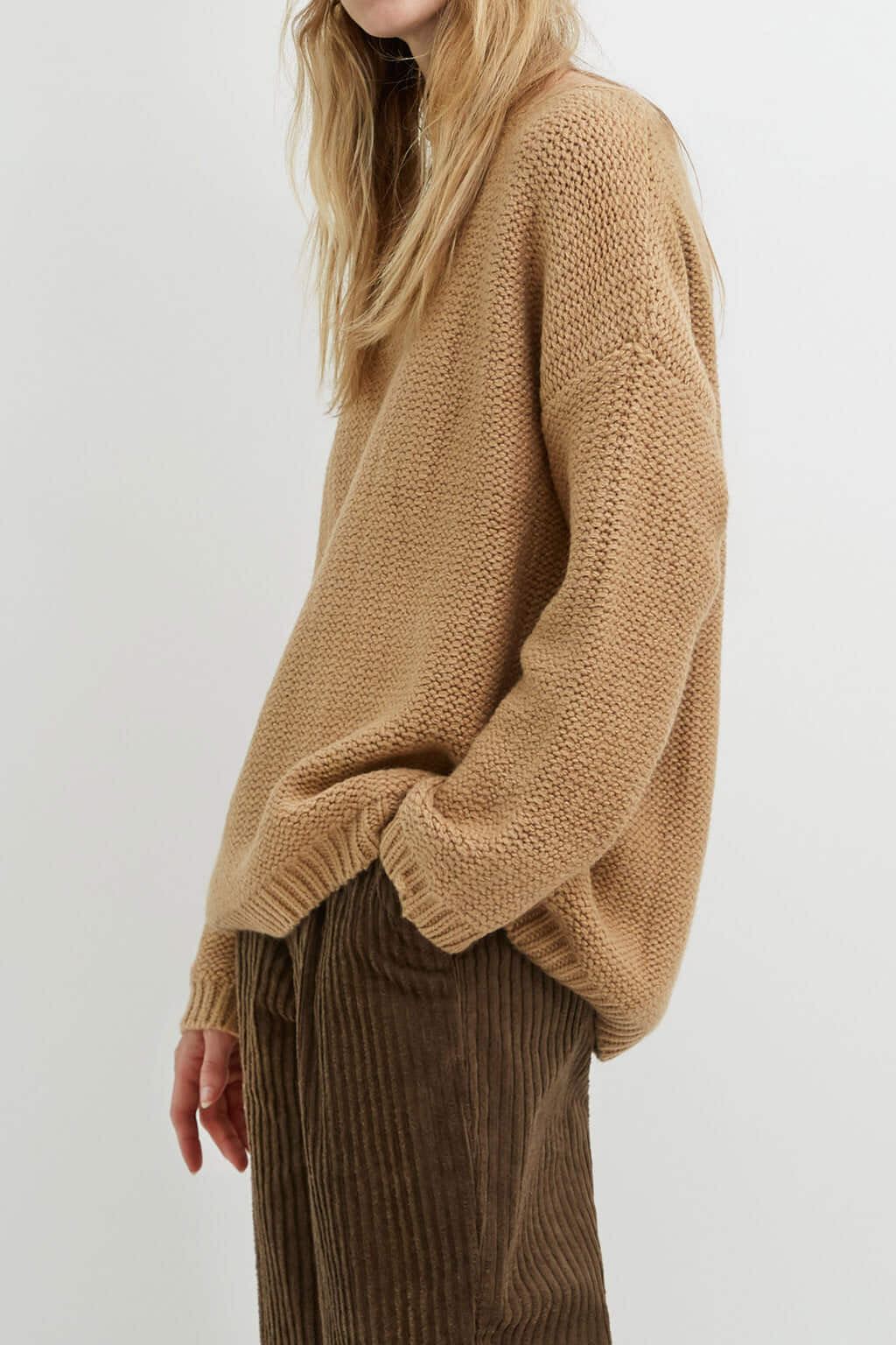 Sweater 2596 Camel 2