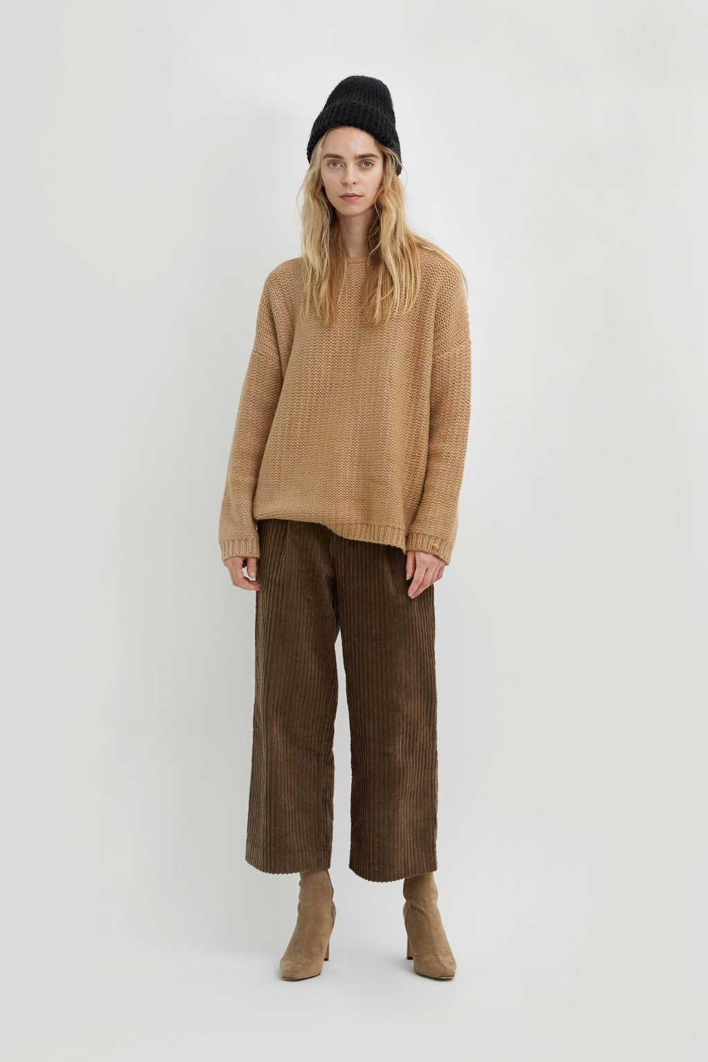 Sweater 2596 Camel 4
