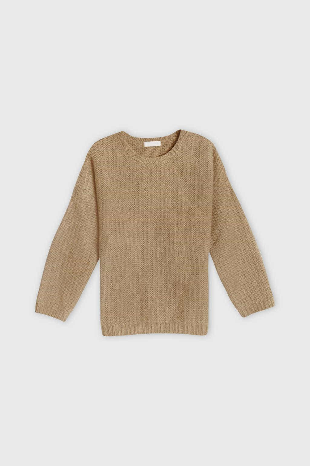 Sweater 2596 Camel 6