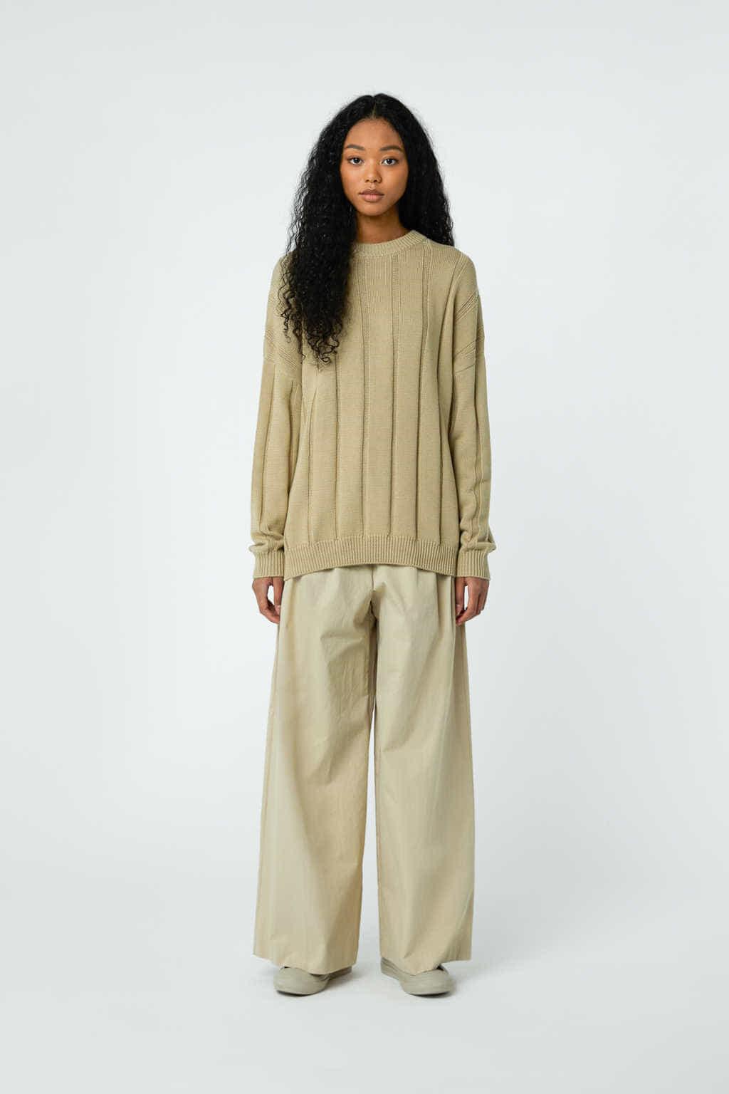 Sweater 2620 Beige 3