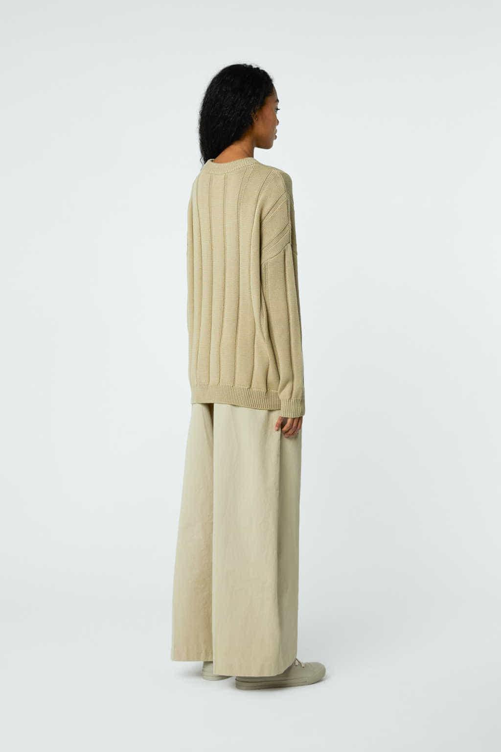 Sweater 2620 Beige 4