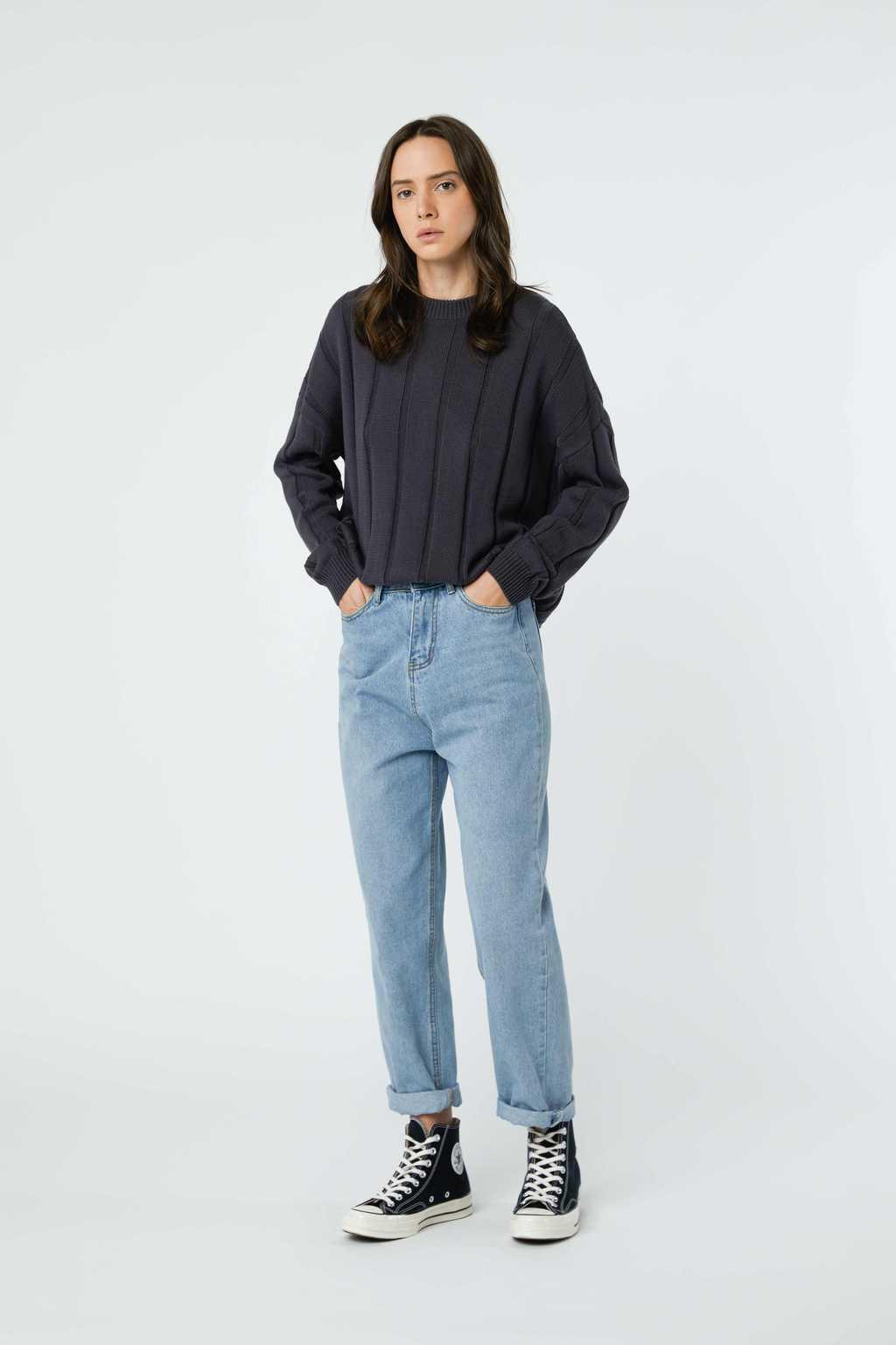 Sweater 2620 Navy 9