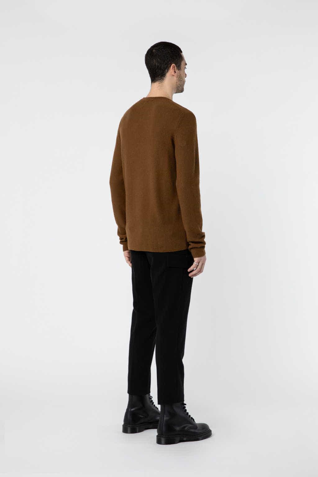 Sweater 2849 Brown 5