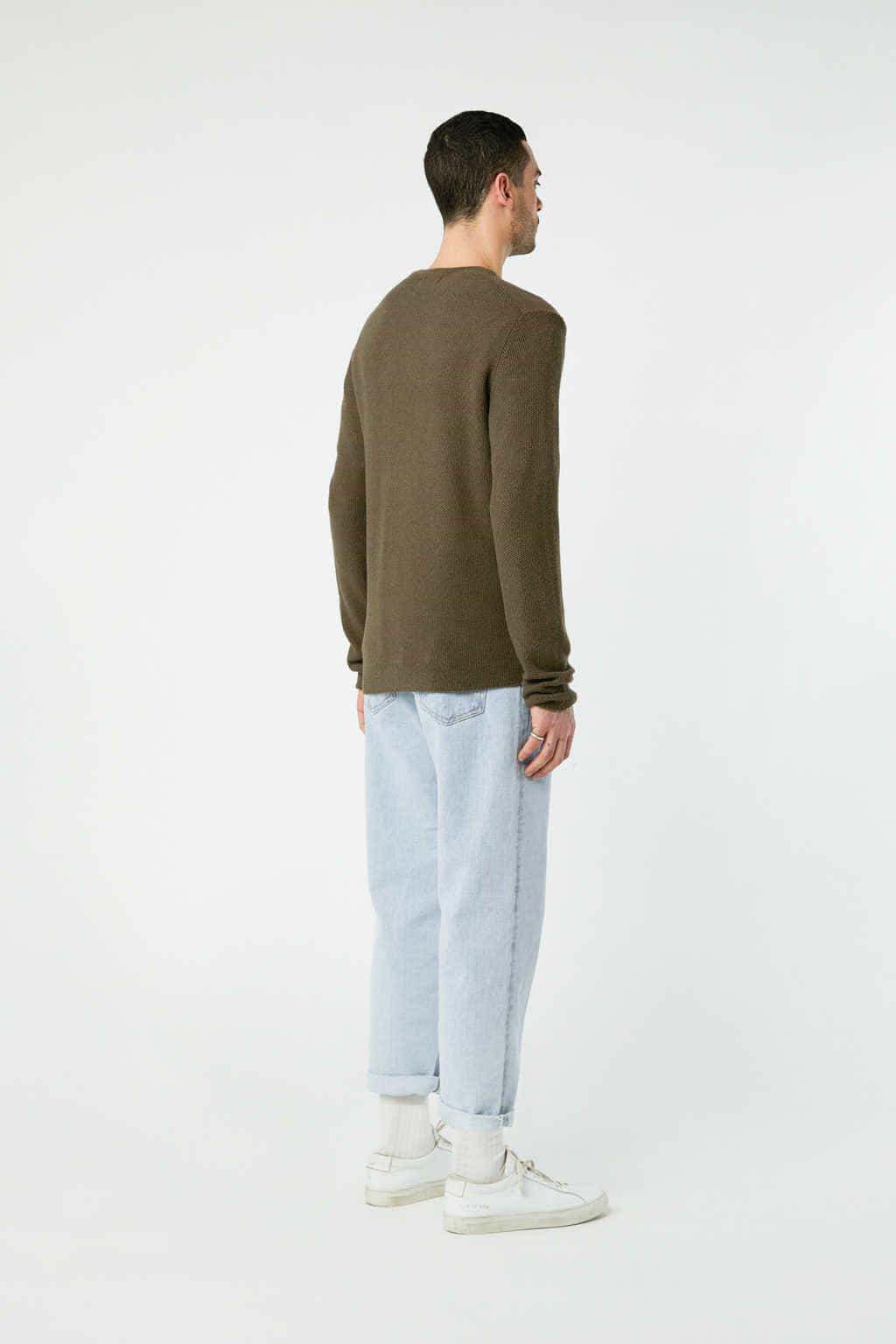 Sweater 2849 Olive 10