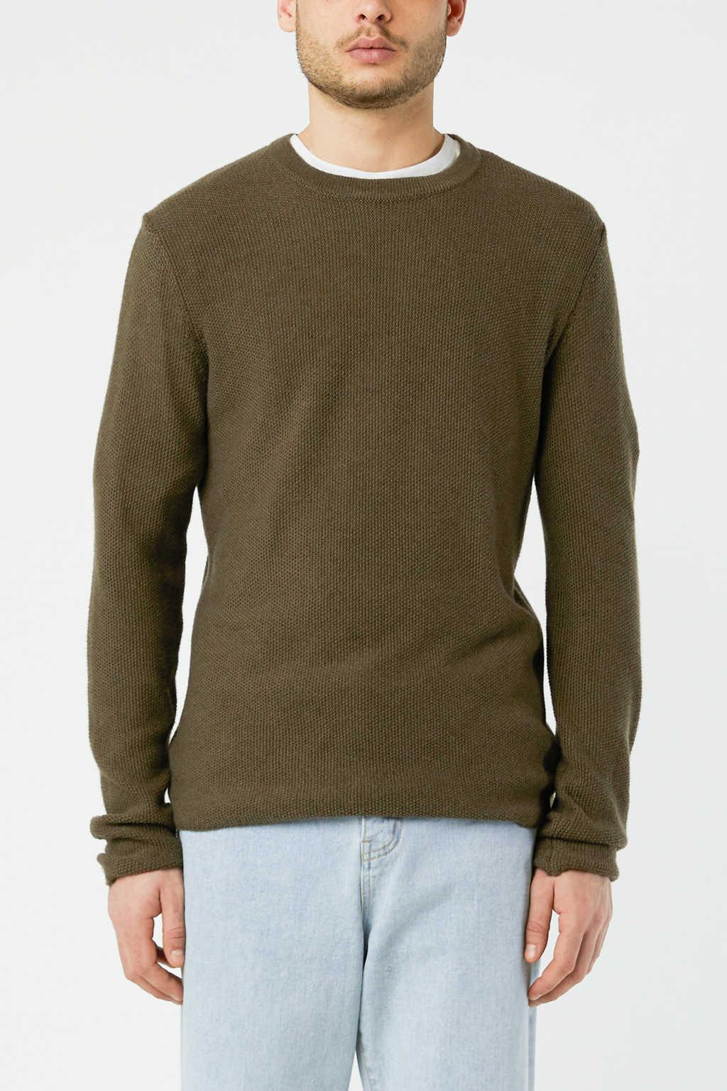 Sweater 2849 Olive 7