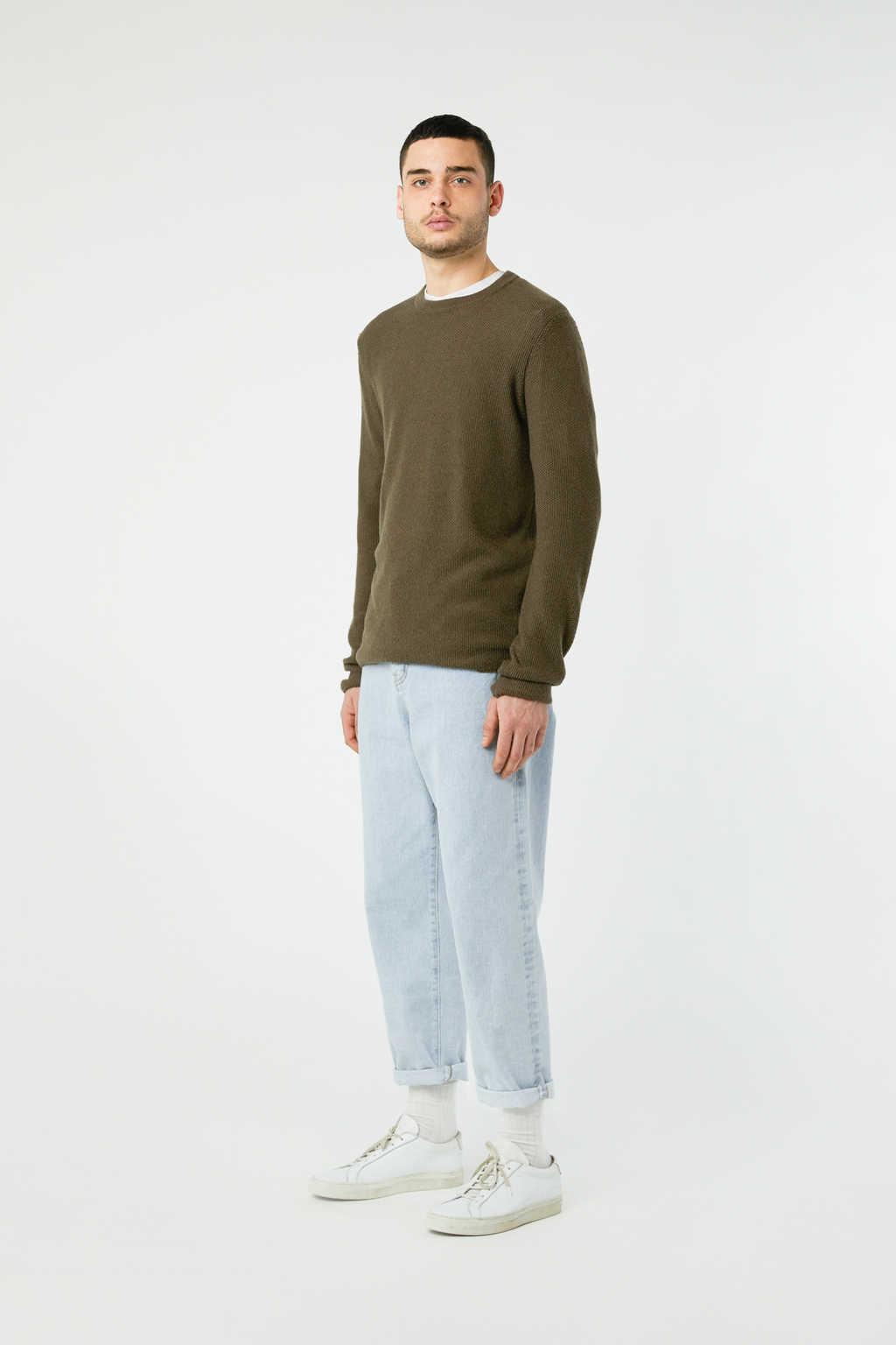 Sweater 2849 Olive 8