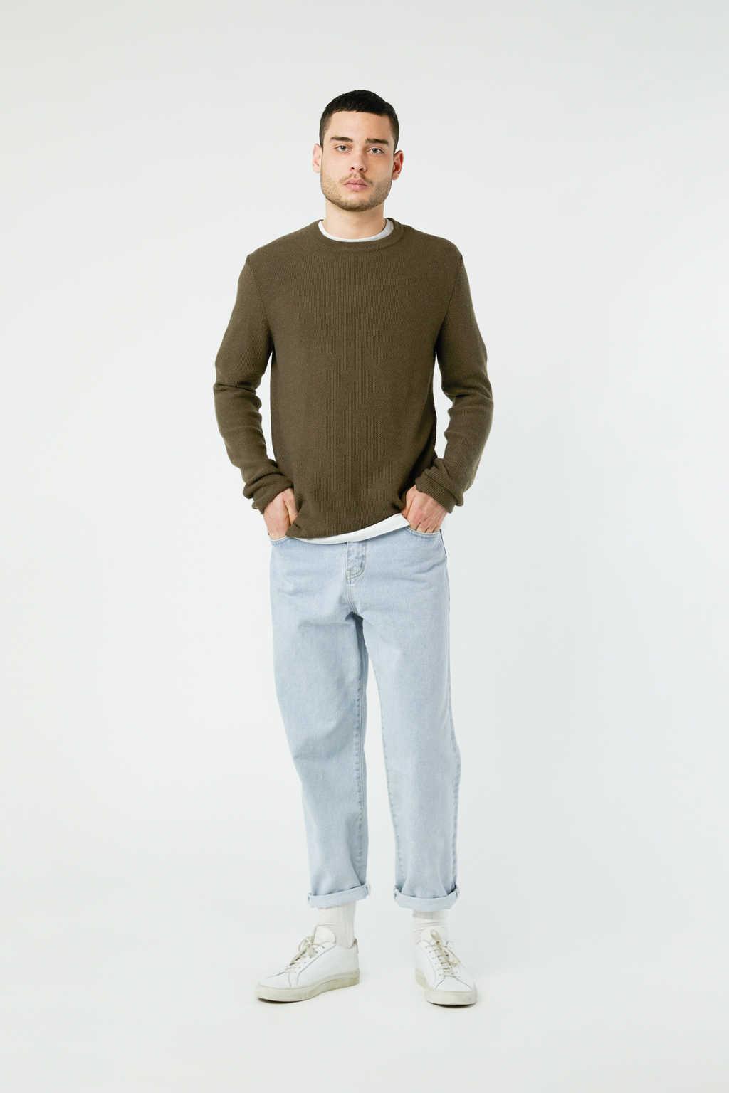Sweater 2849 Olive 9
