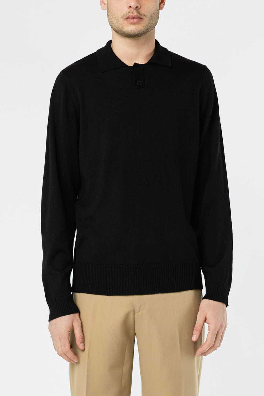 Sweater 2932 Black 2