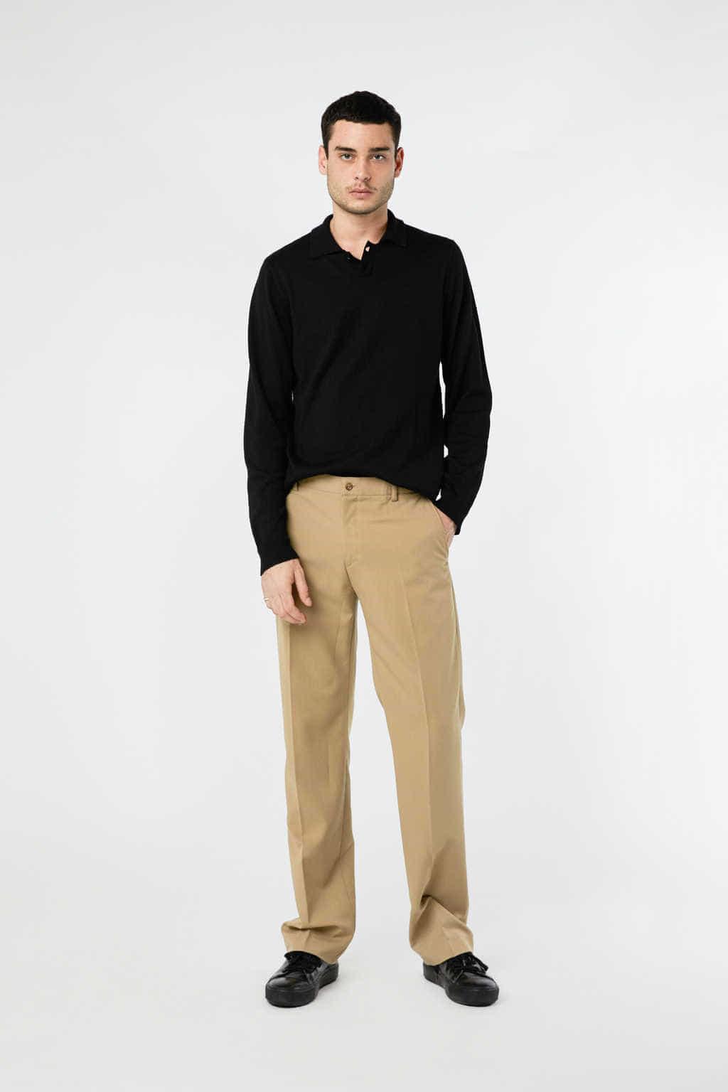 Sweater 2932 Black 4