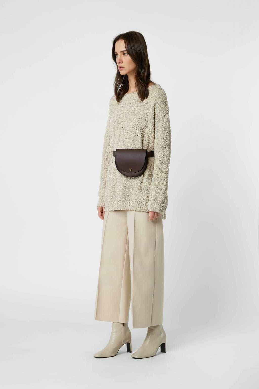 Sweater 3082 Oatmeal 1