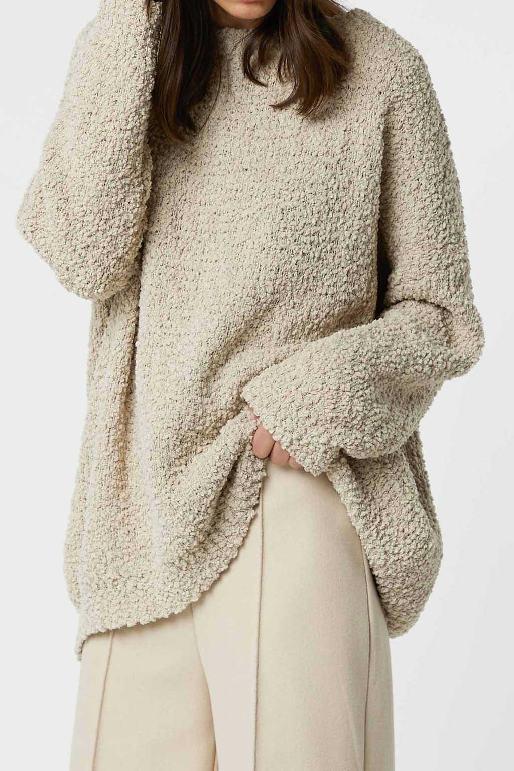Sweater 3082 Oatmeal 4