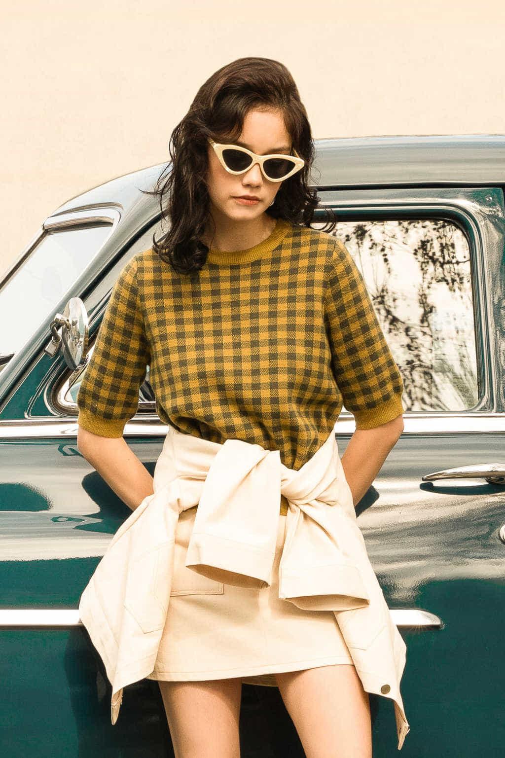 Sweater 3165 Olive 1
