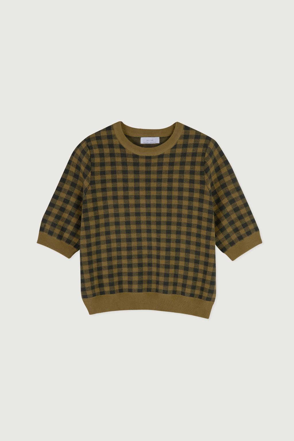 Sweater 3165 Olive 2