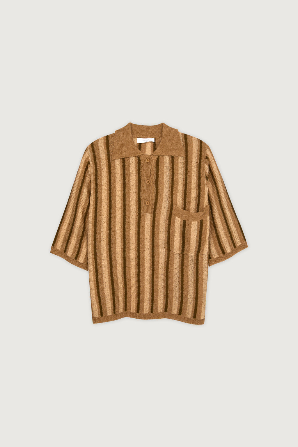 Sweater 3187 Beige Stripe 6