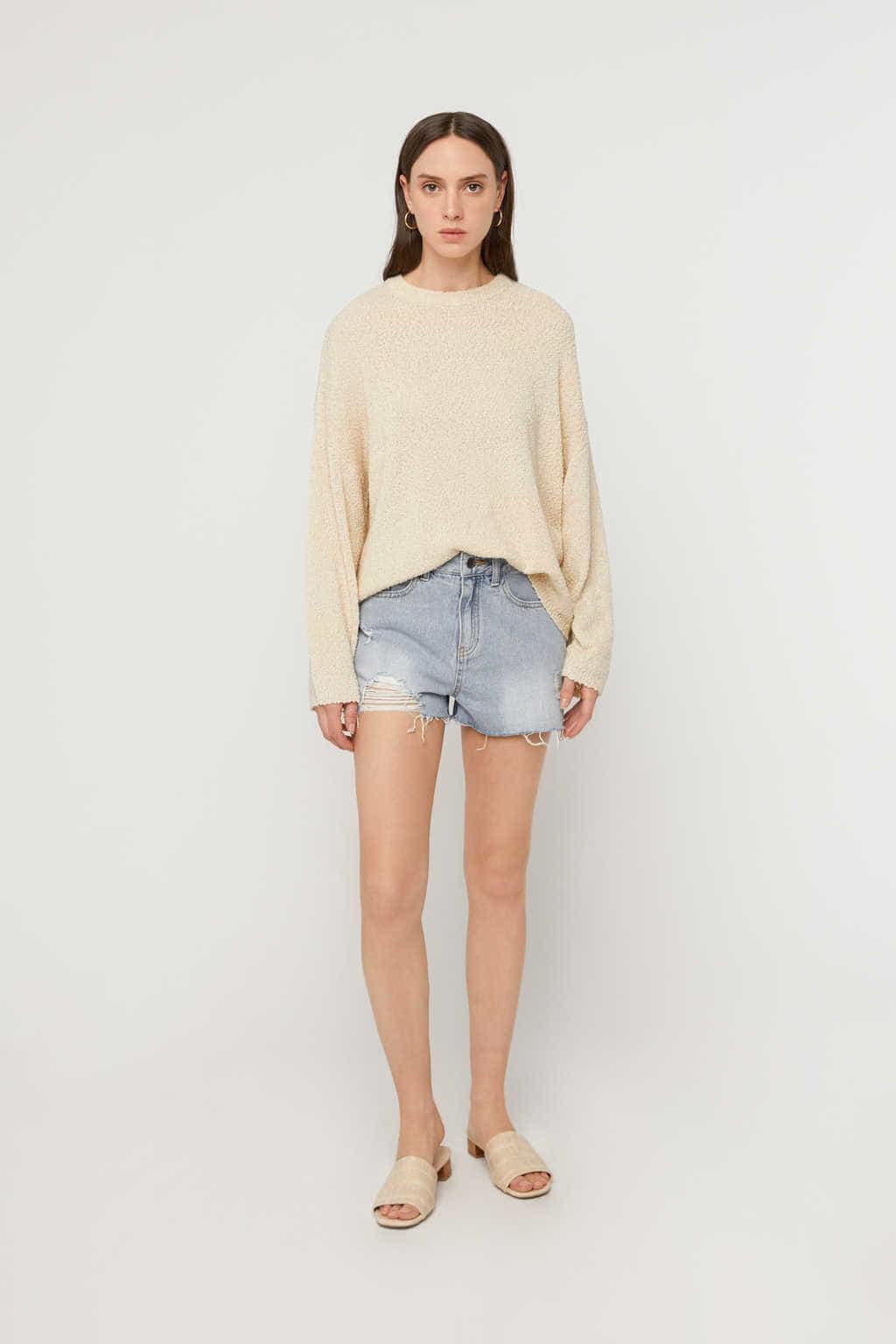 Sweater 3212 Cream 2