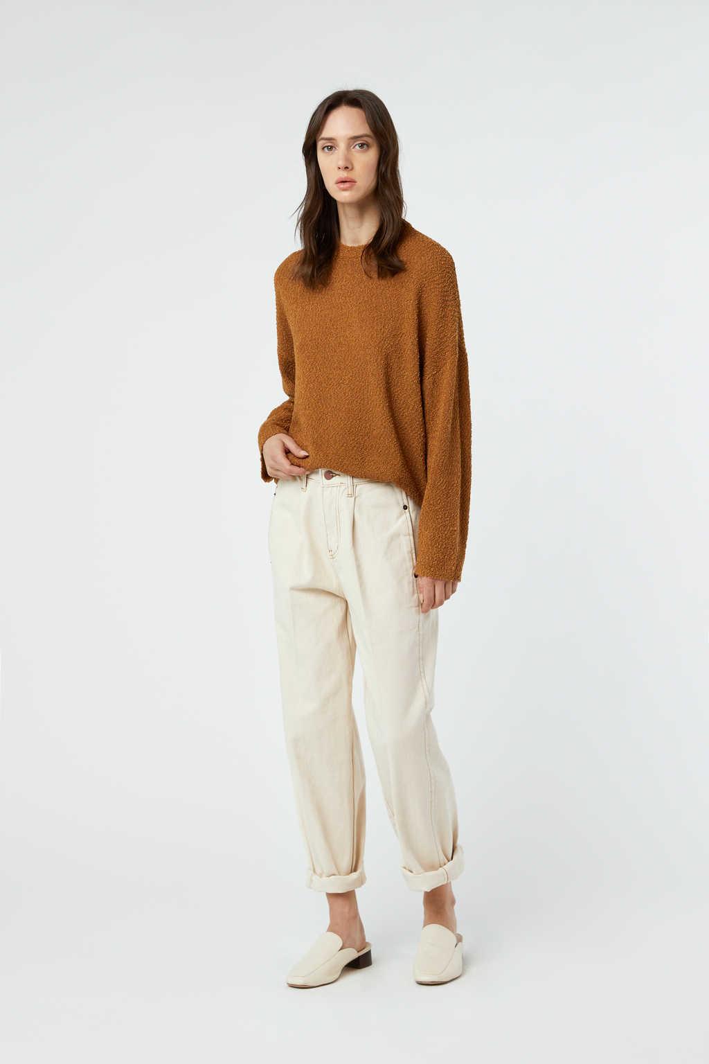 Sweater 3212 Tan 7