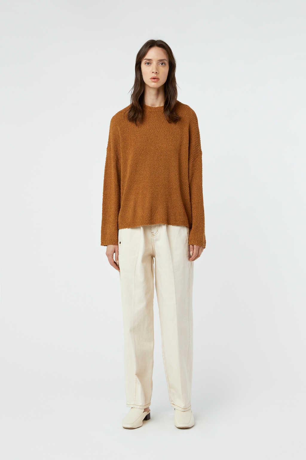 Sweater 3212 Tan 8