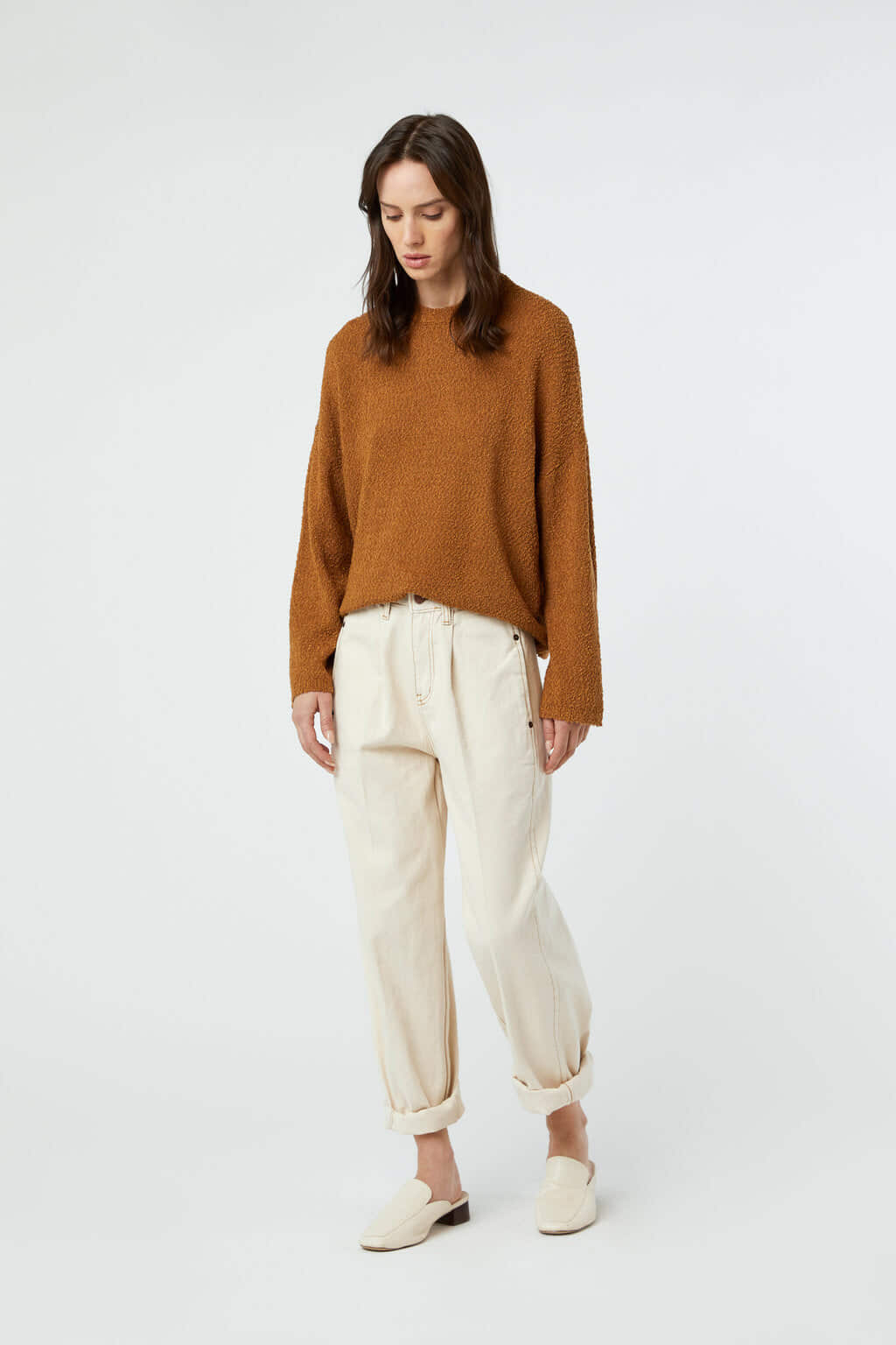 Sweater 3212 Tan 9