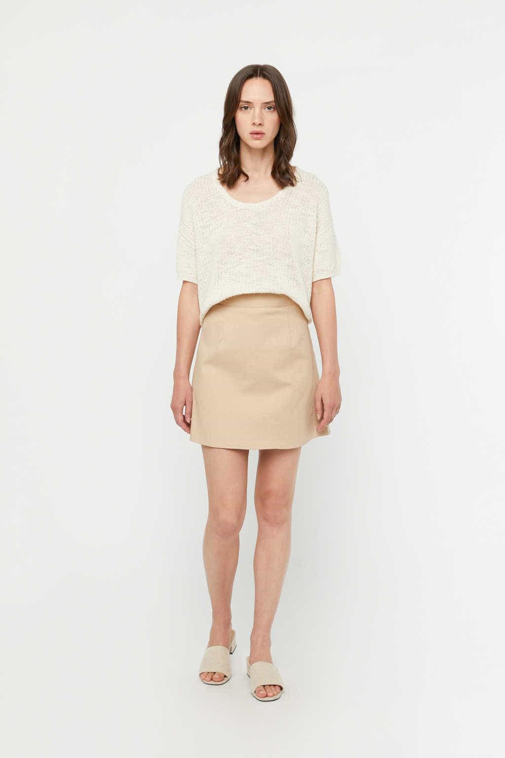 Sweater 3247 Cream 1