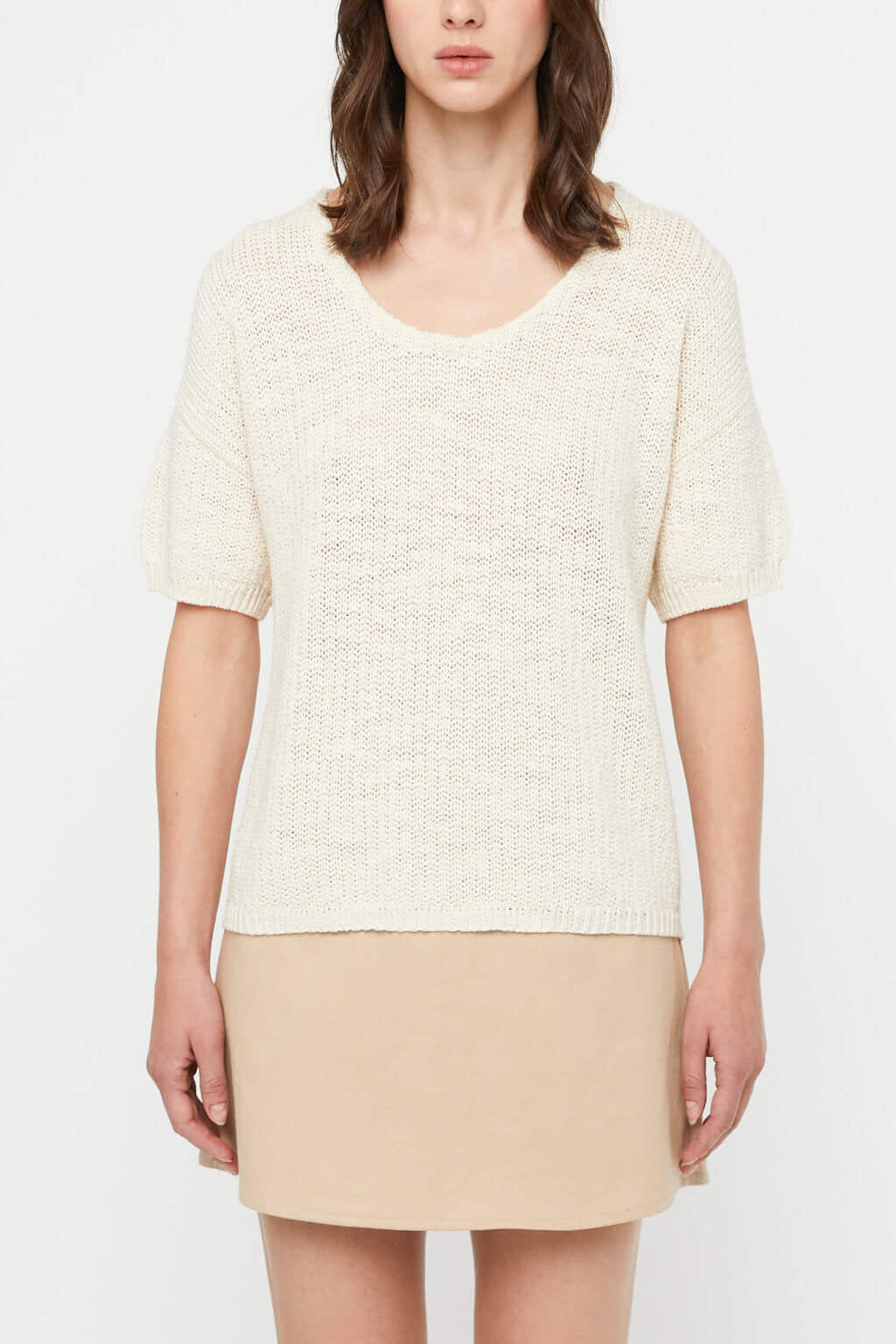 Sweater 3247 Cream 2