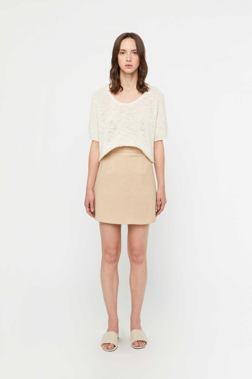 Sweater 3247 Cream 3