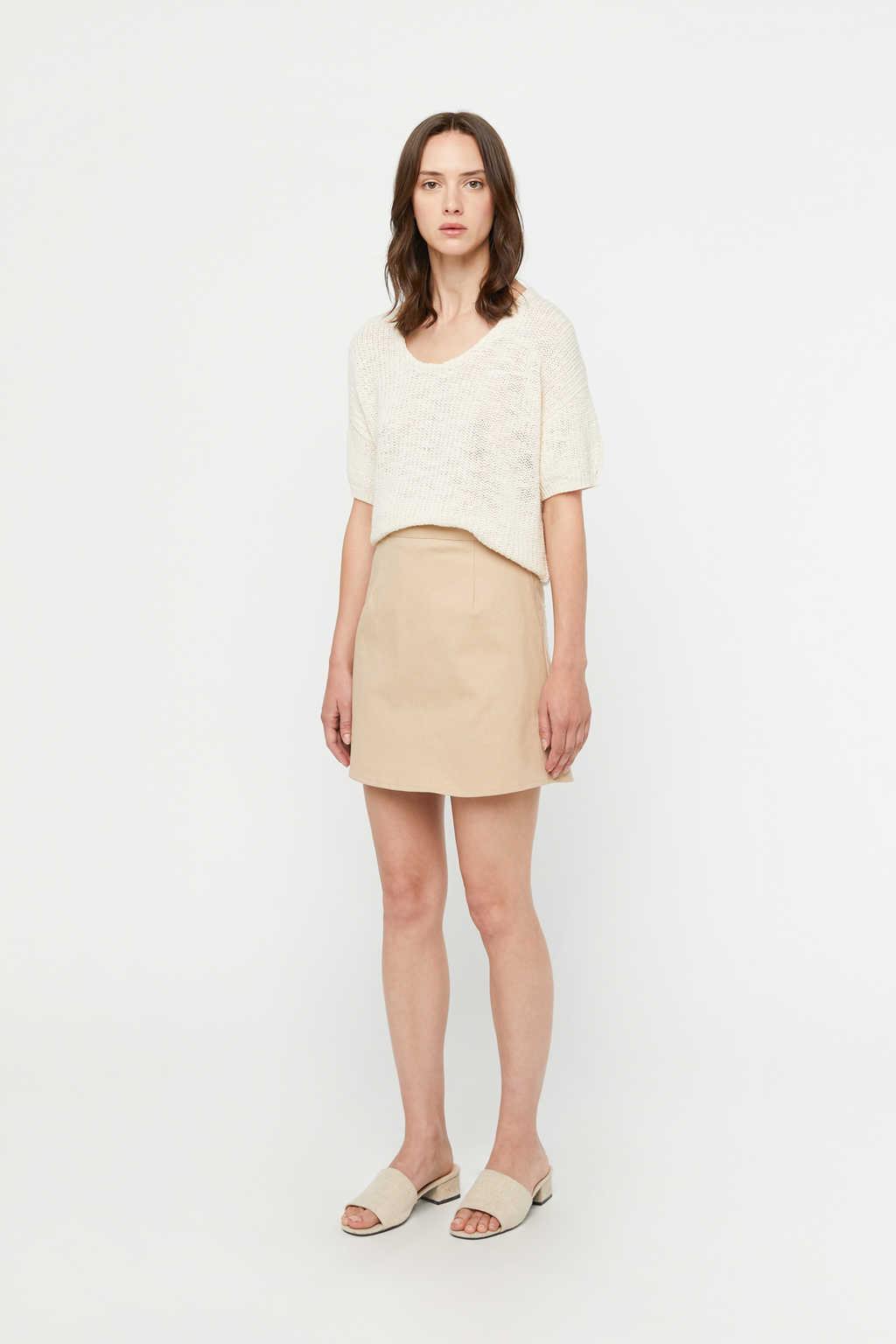 Sweater 3247 Cream 4