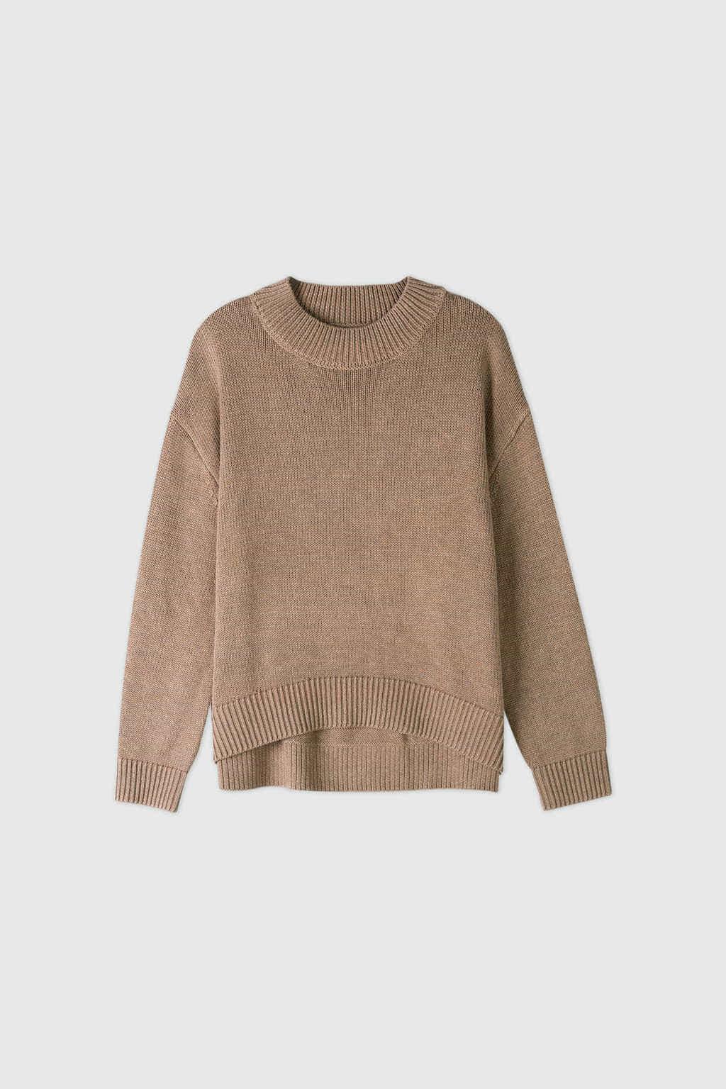 Sweater 3322 Brown 8