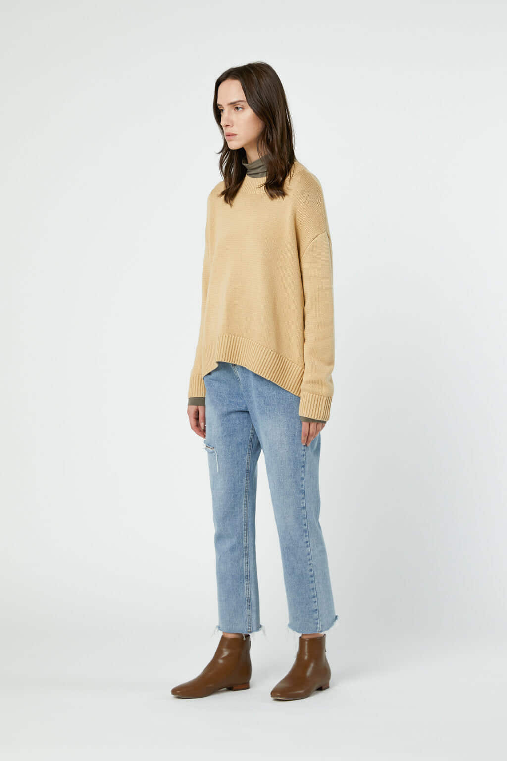 Sweater 3322 Cream 3