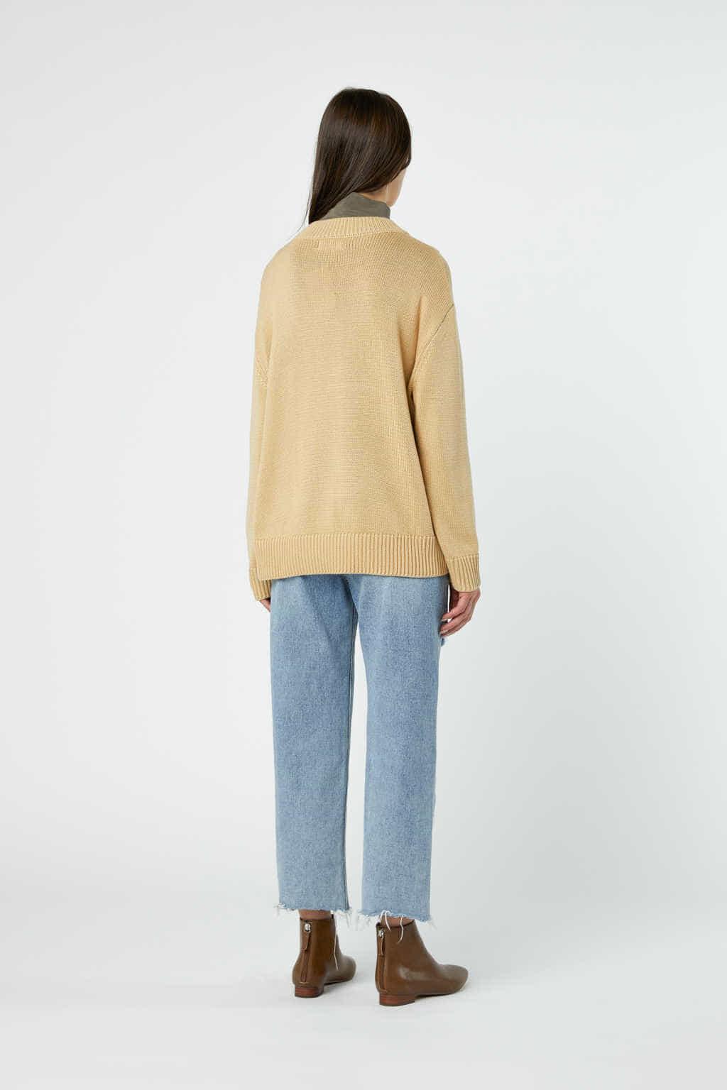 Sweater 3322 Cream 4