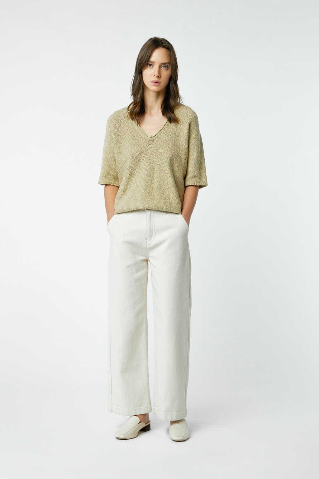 Sweater 3396 Sage 8