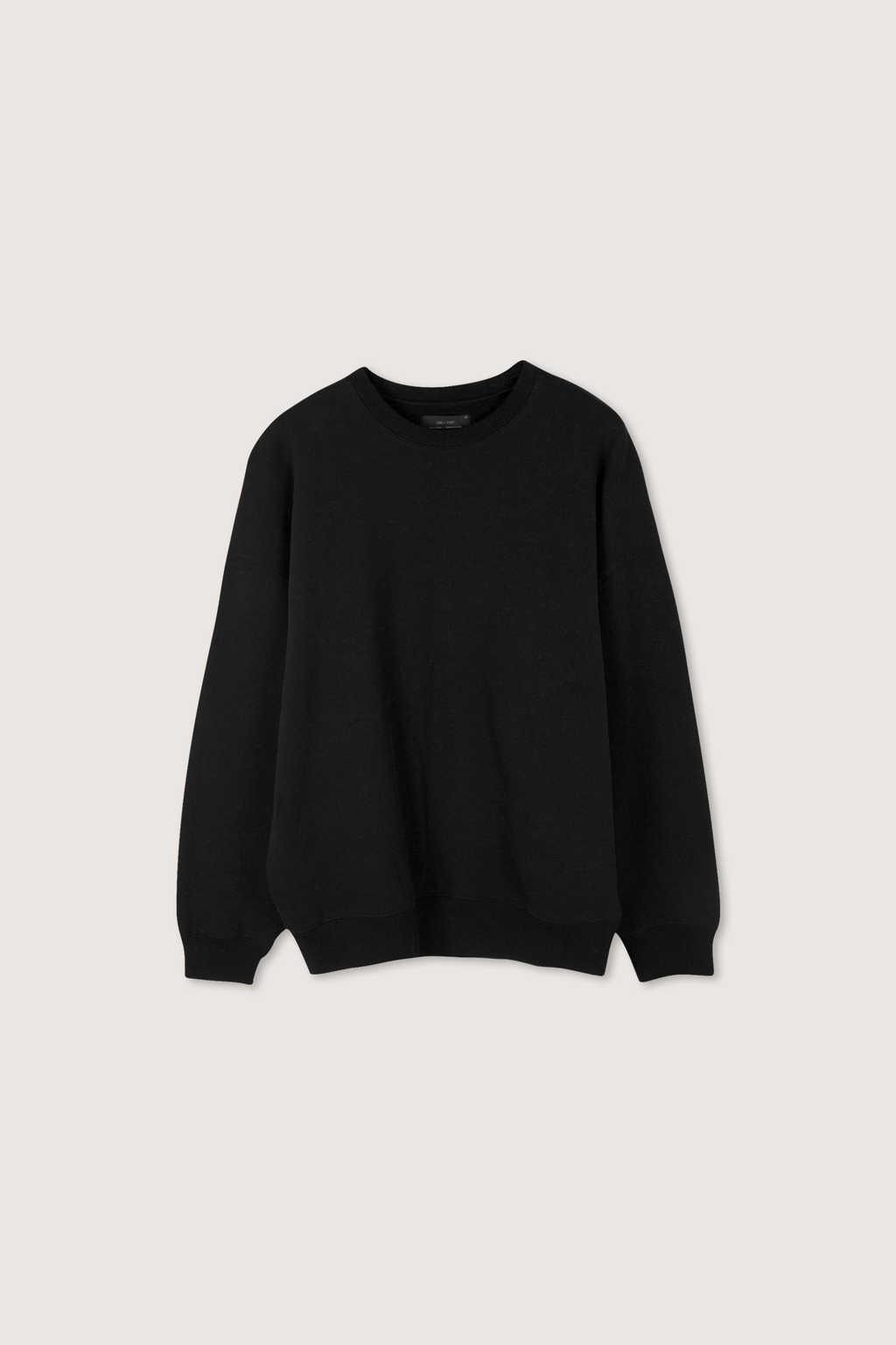 Sweatshirt 1762 Black 5