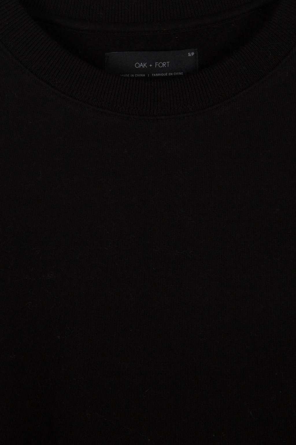 Sweatshirt 1762 Black 6