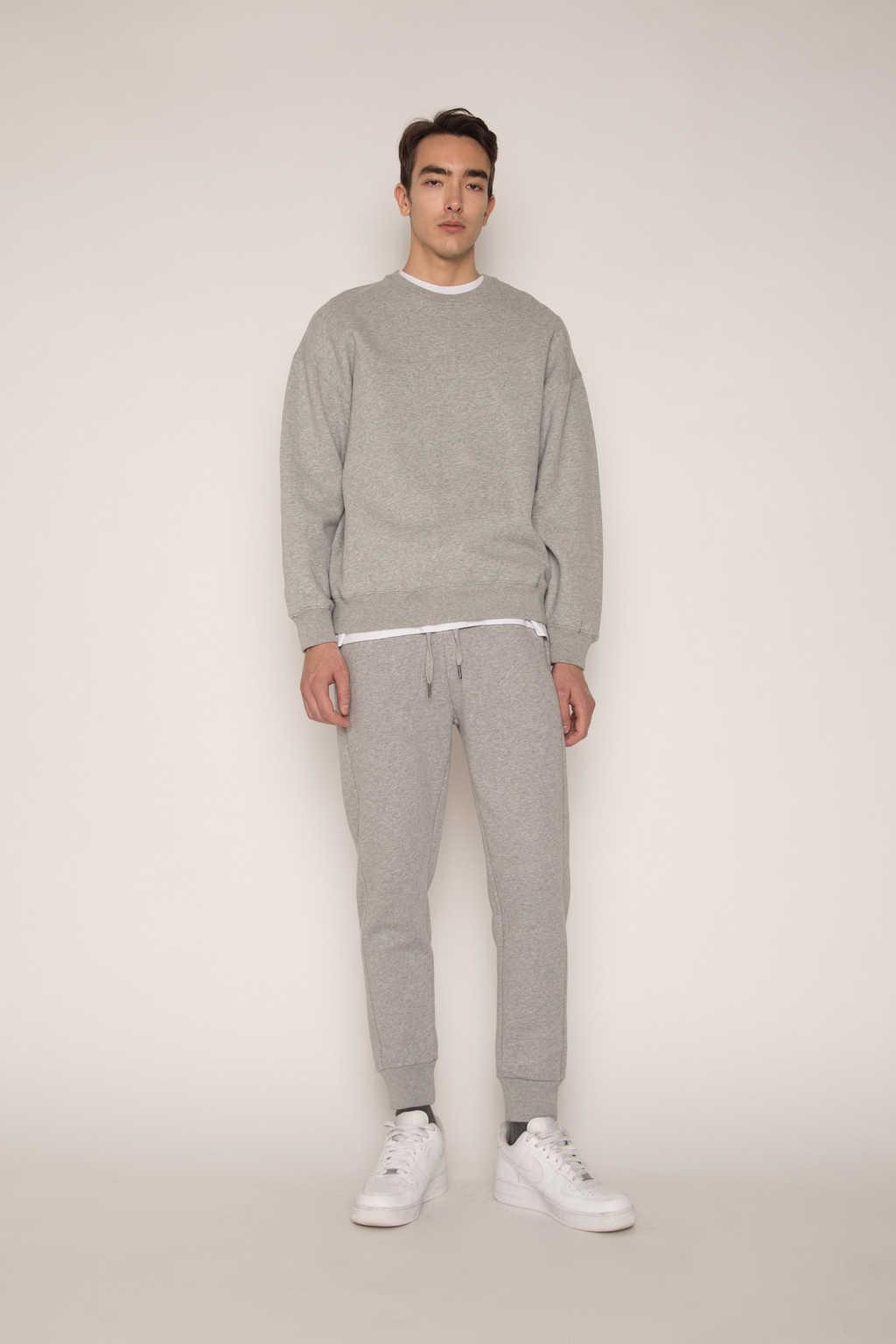 Sweatshirt 1762 Gray 2