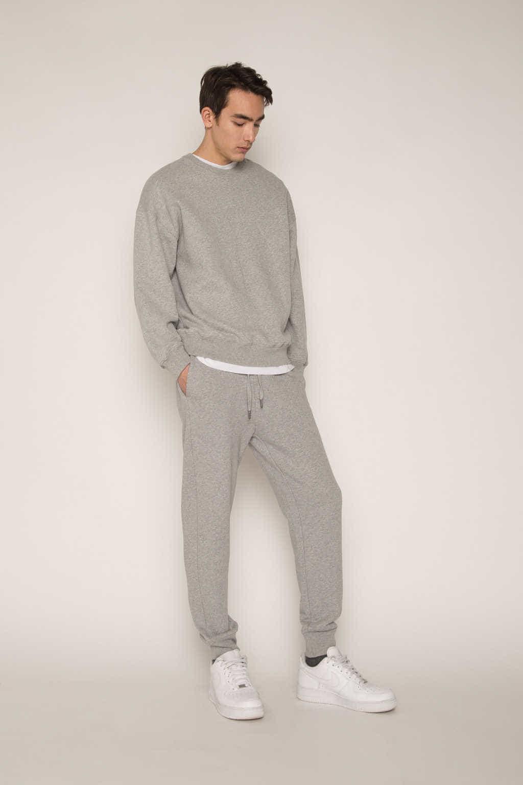 Sweatshirt 1762 Gray 3