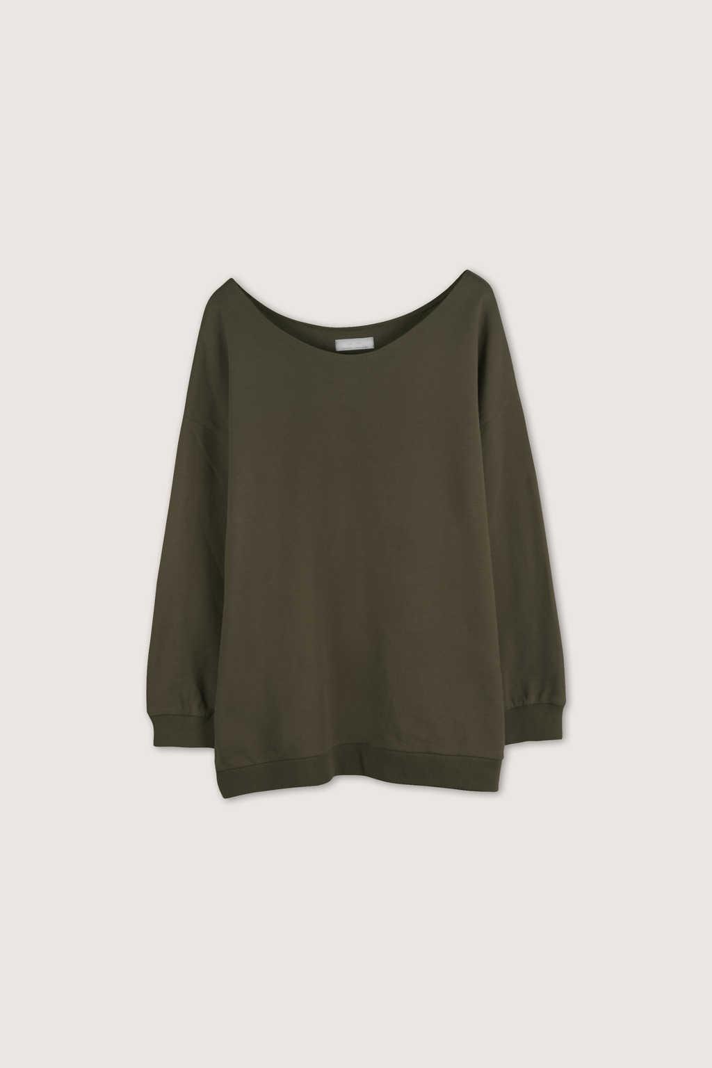 Sweatshirt 1950 Olive 9