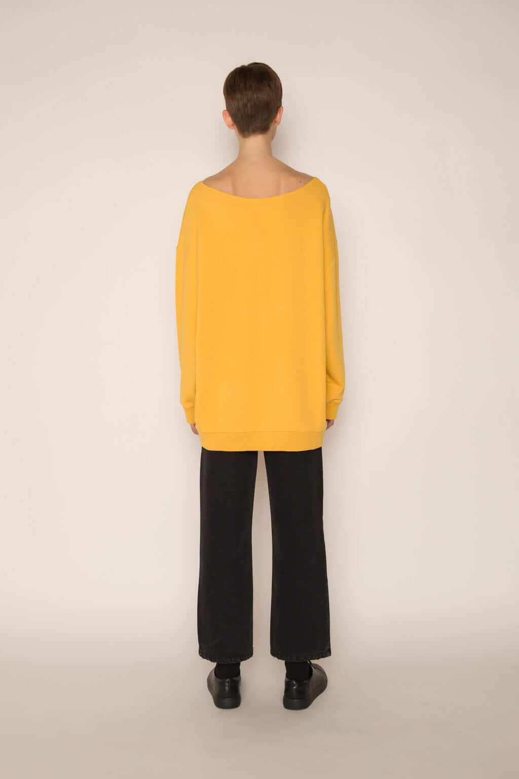 Sweatshirt 1950 Yellow 4