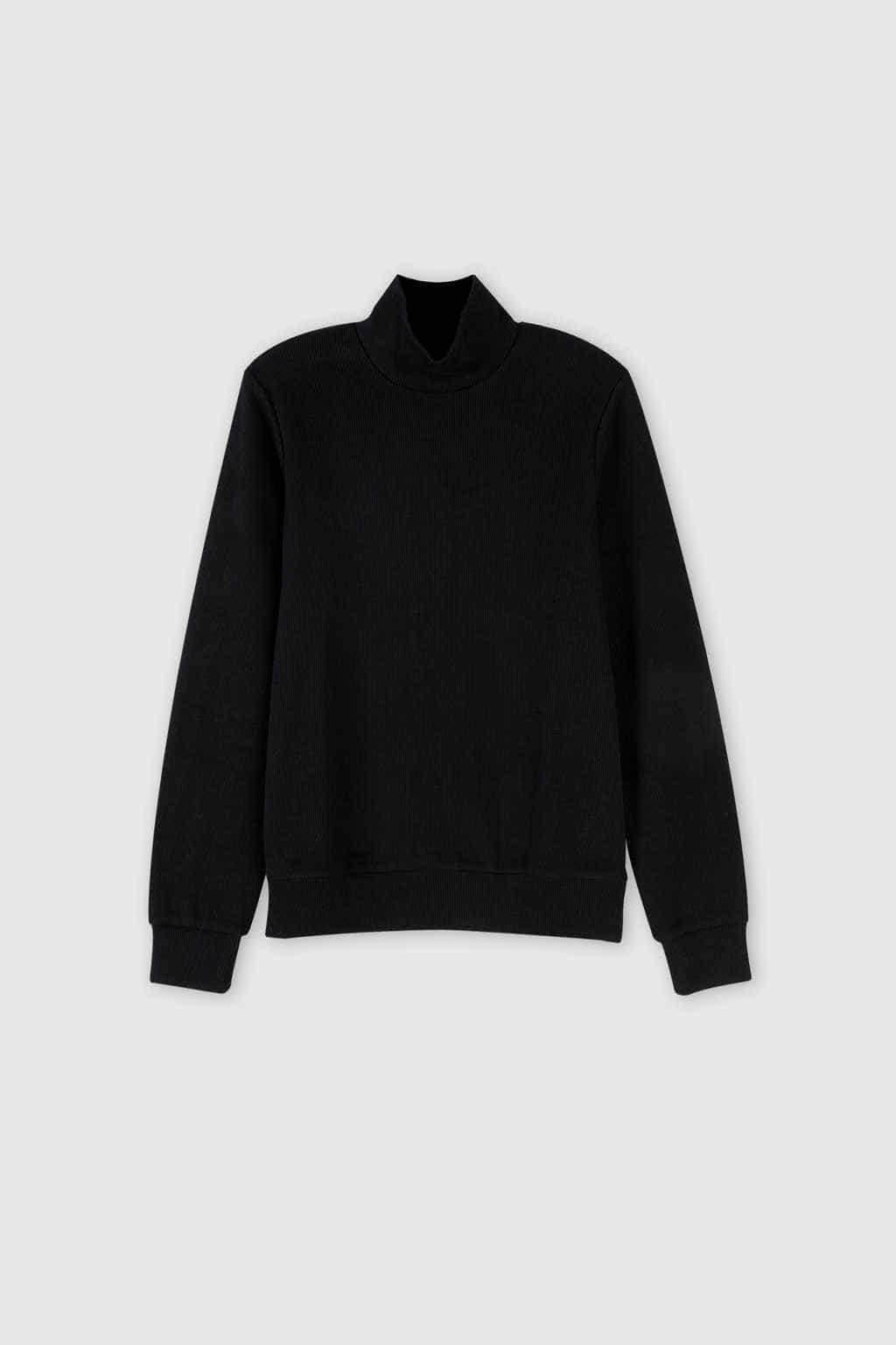 Sweatshirt 2667 Black 11