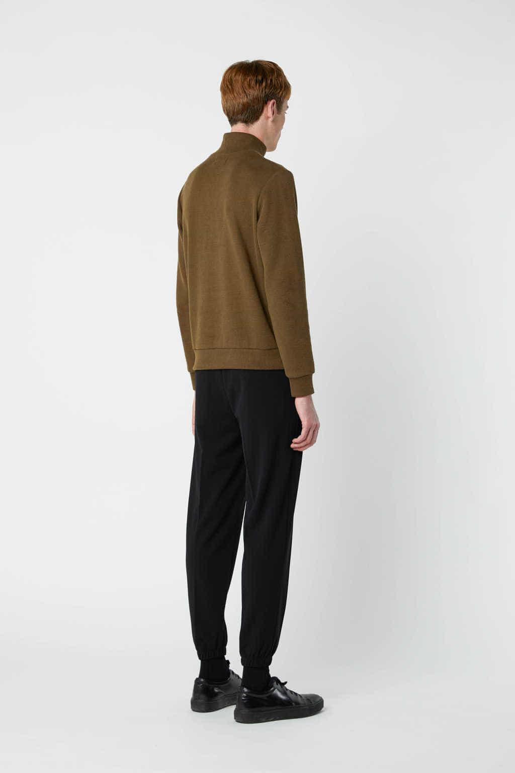 Sweatshirt 2667 Olive 5