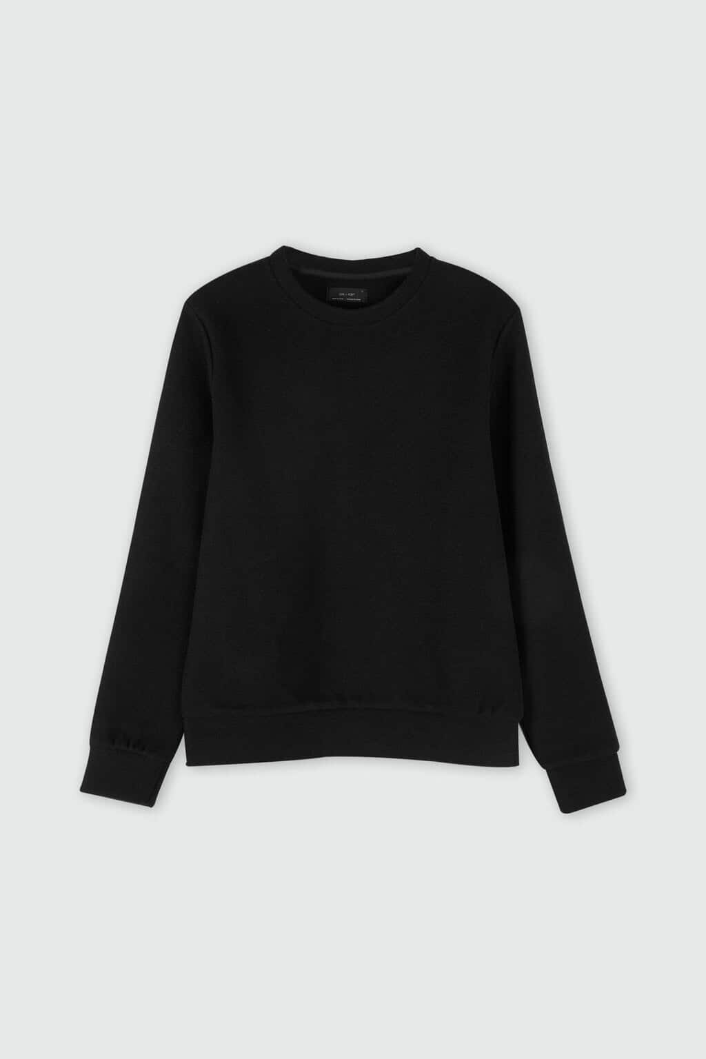 Sweatshirt 2668 Black 7