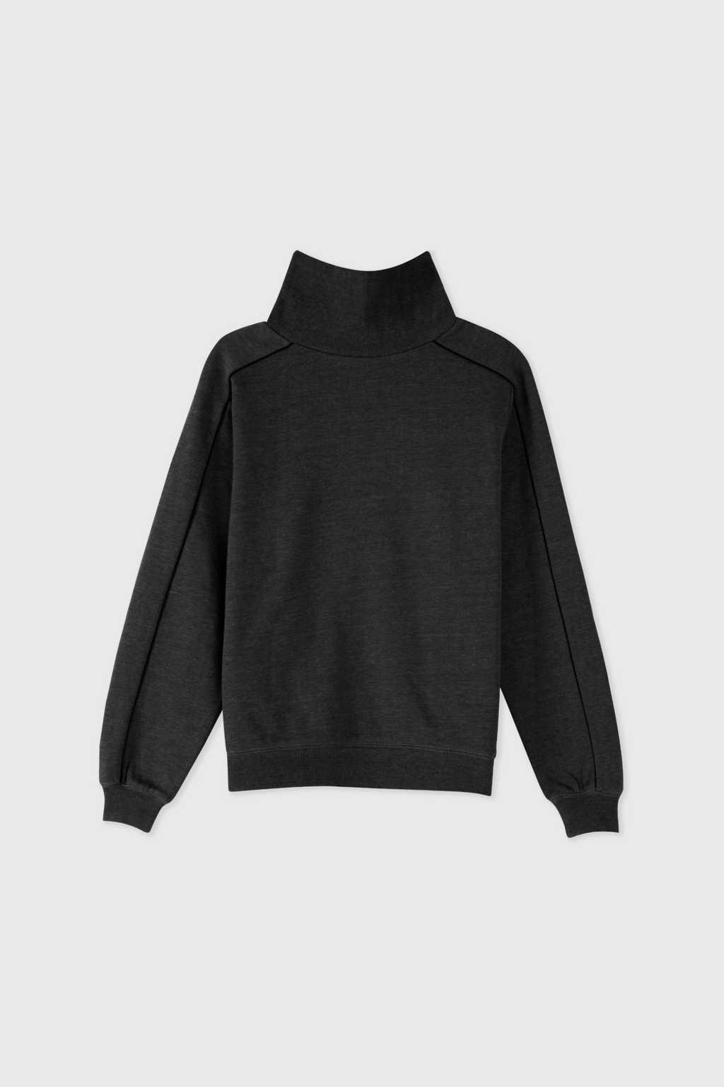 Sweatshirt 2886 Dark Gray 5