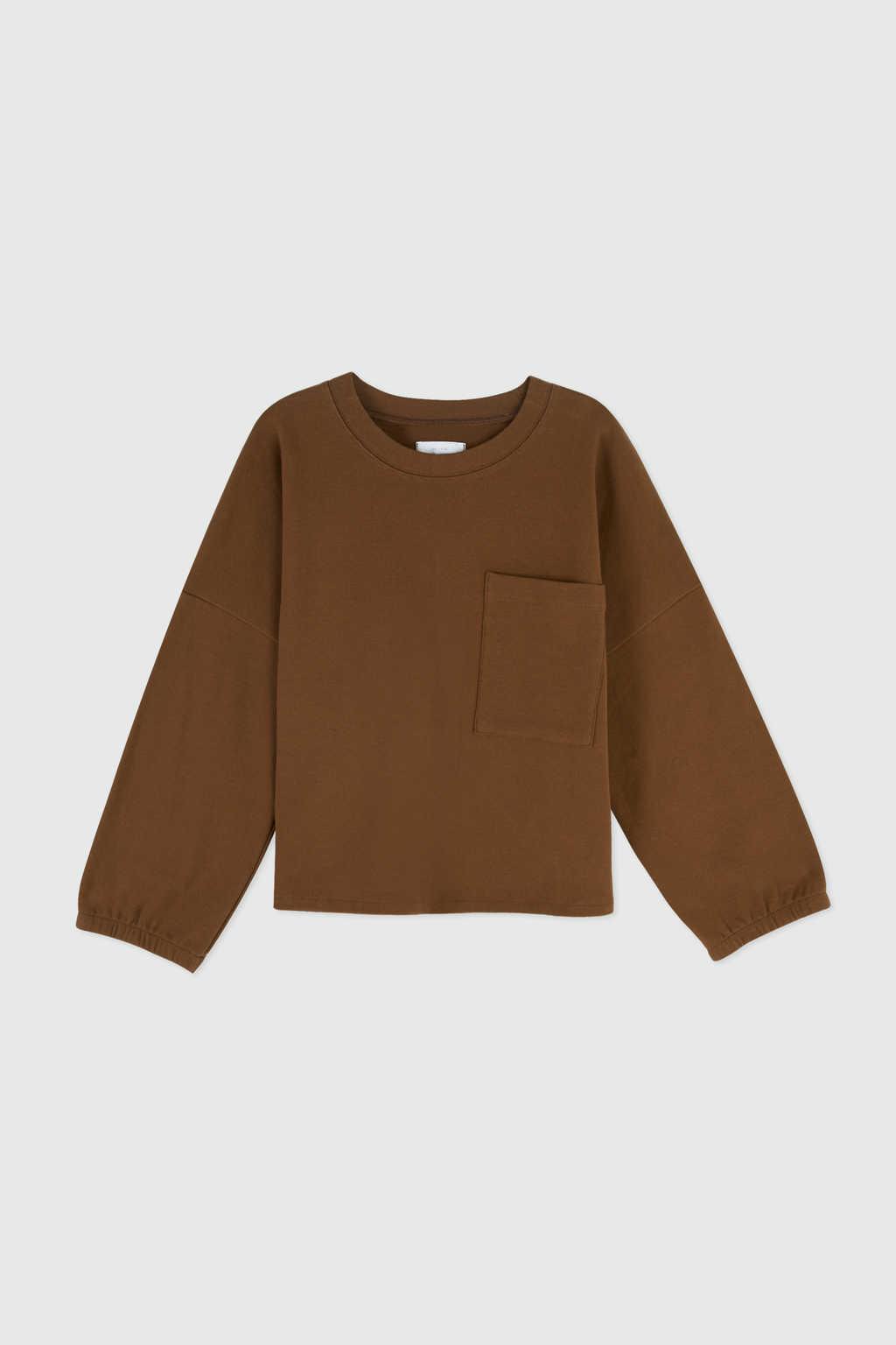 Sweatshirt 2968 Camel 6