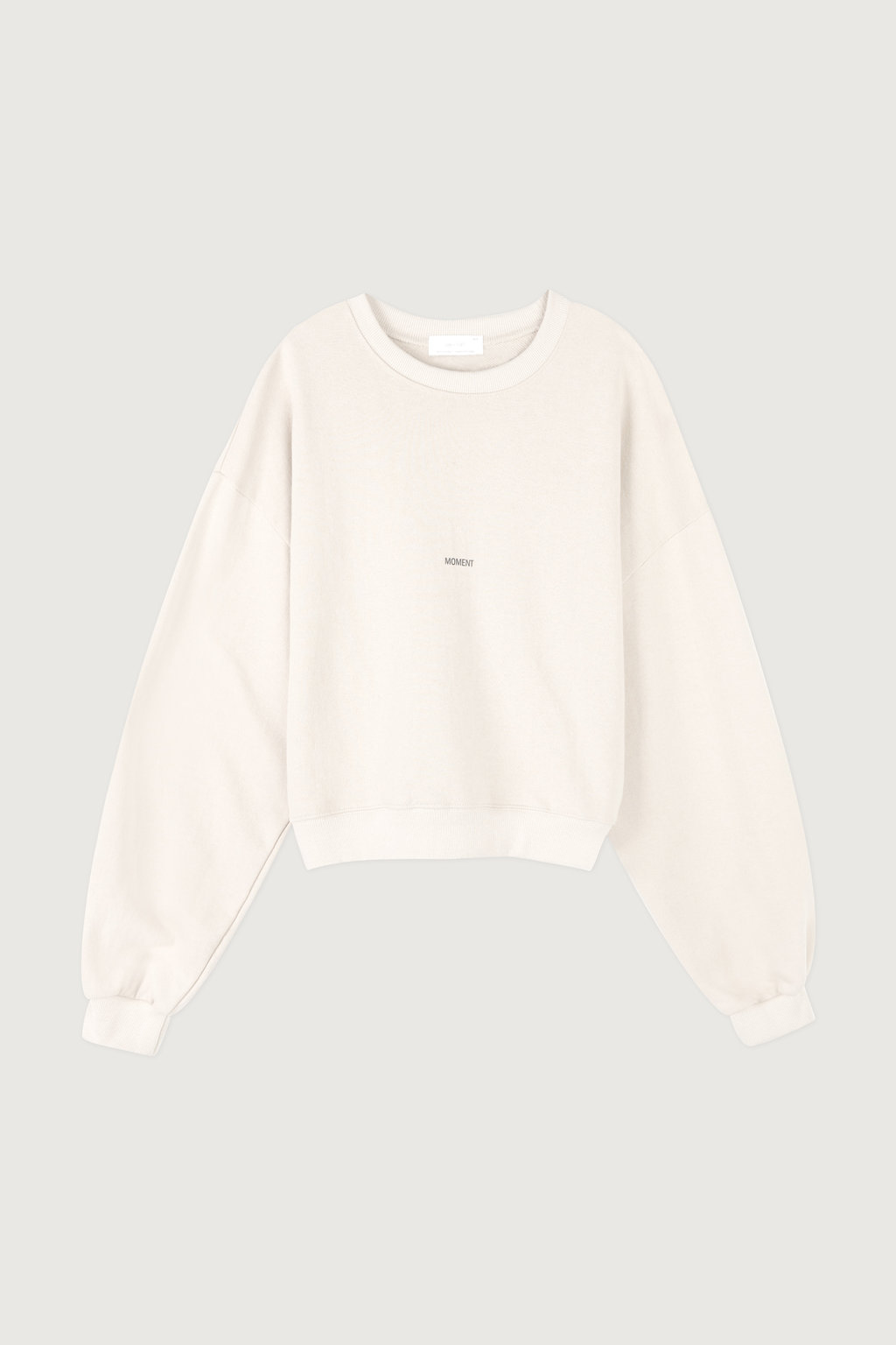 Sweatshirt K006 Cream 7