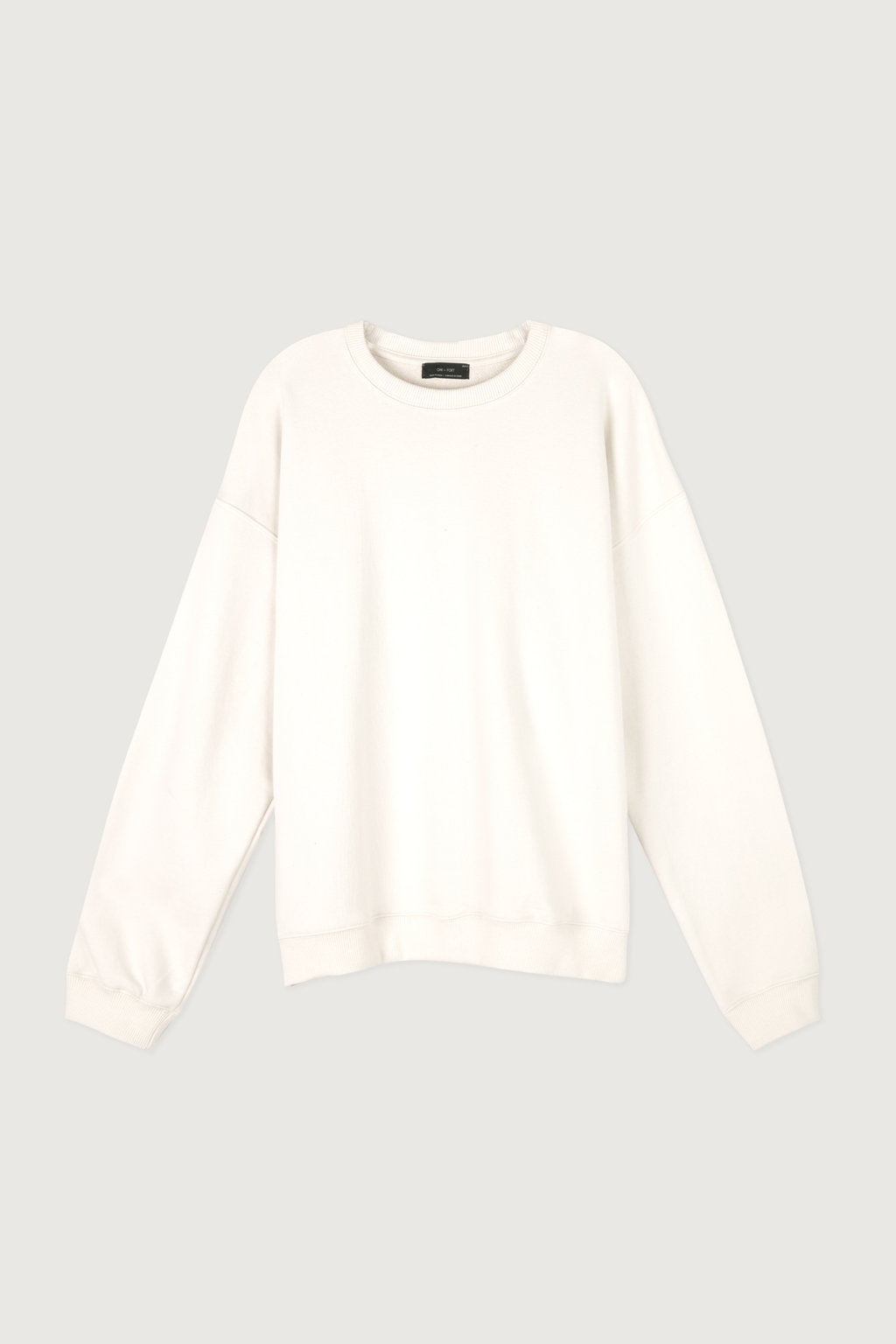 Sweatshirt K012 Cream 5