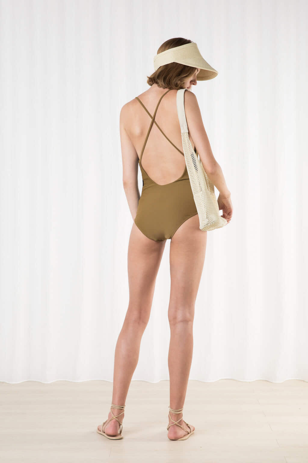 Swimsuit 2202 Olive 4