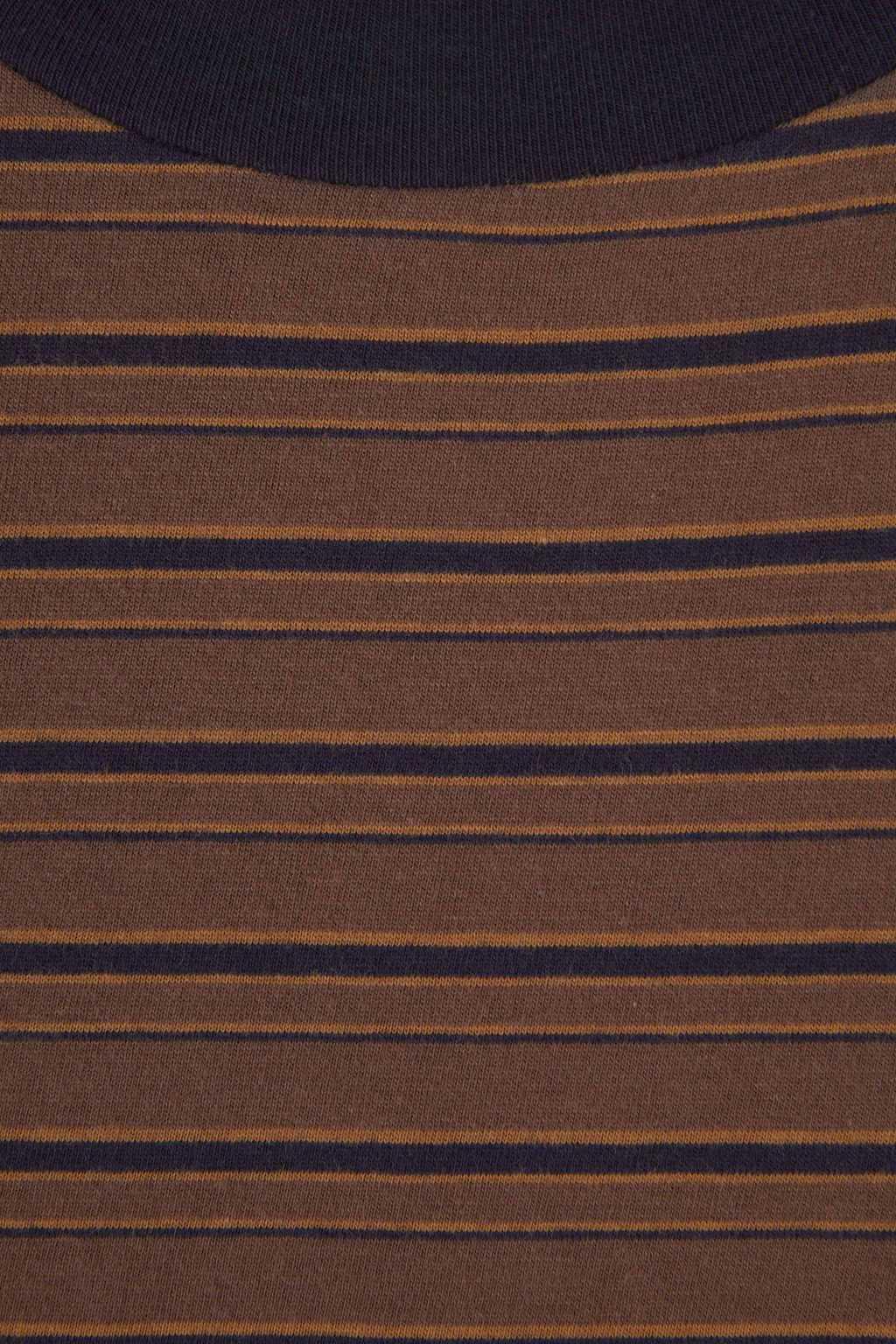 TShirt 2972 Brown Stripe 5