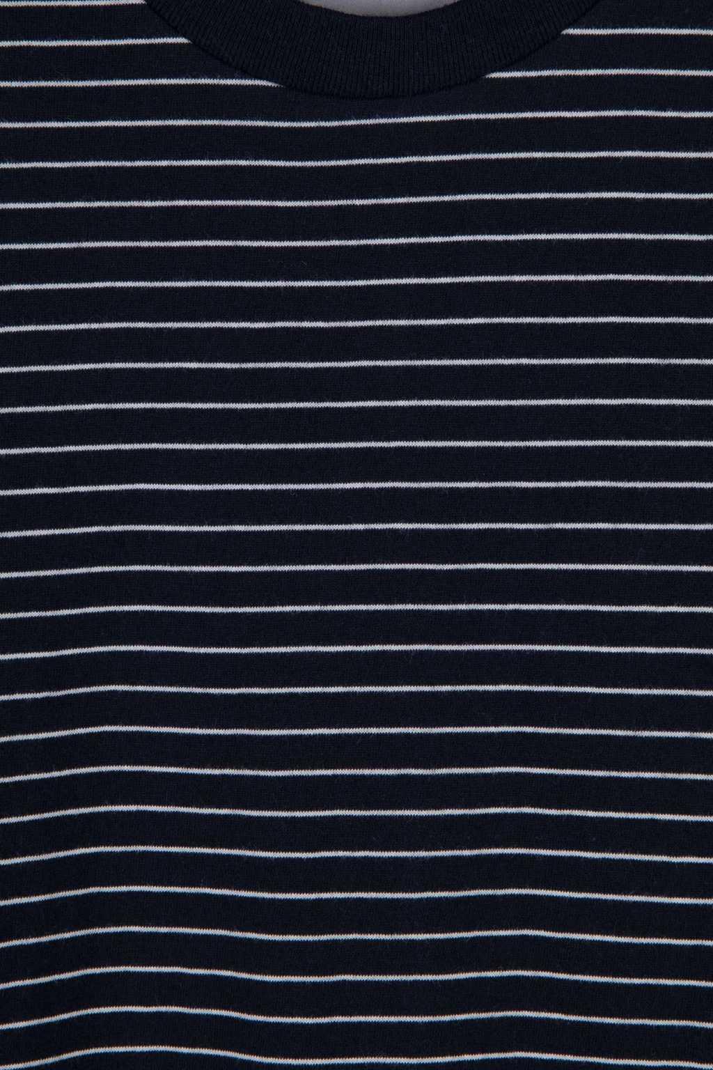 TShirt 3317 Navy Stripe 18