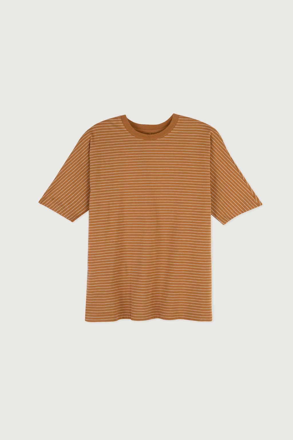 TShirt 3317 Tan Stripe 23